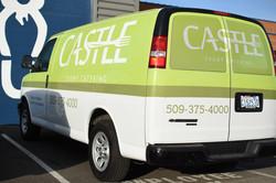 Castle Catering Van 2