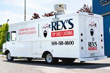 Food Truck Spot Graphics