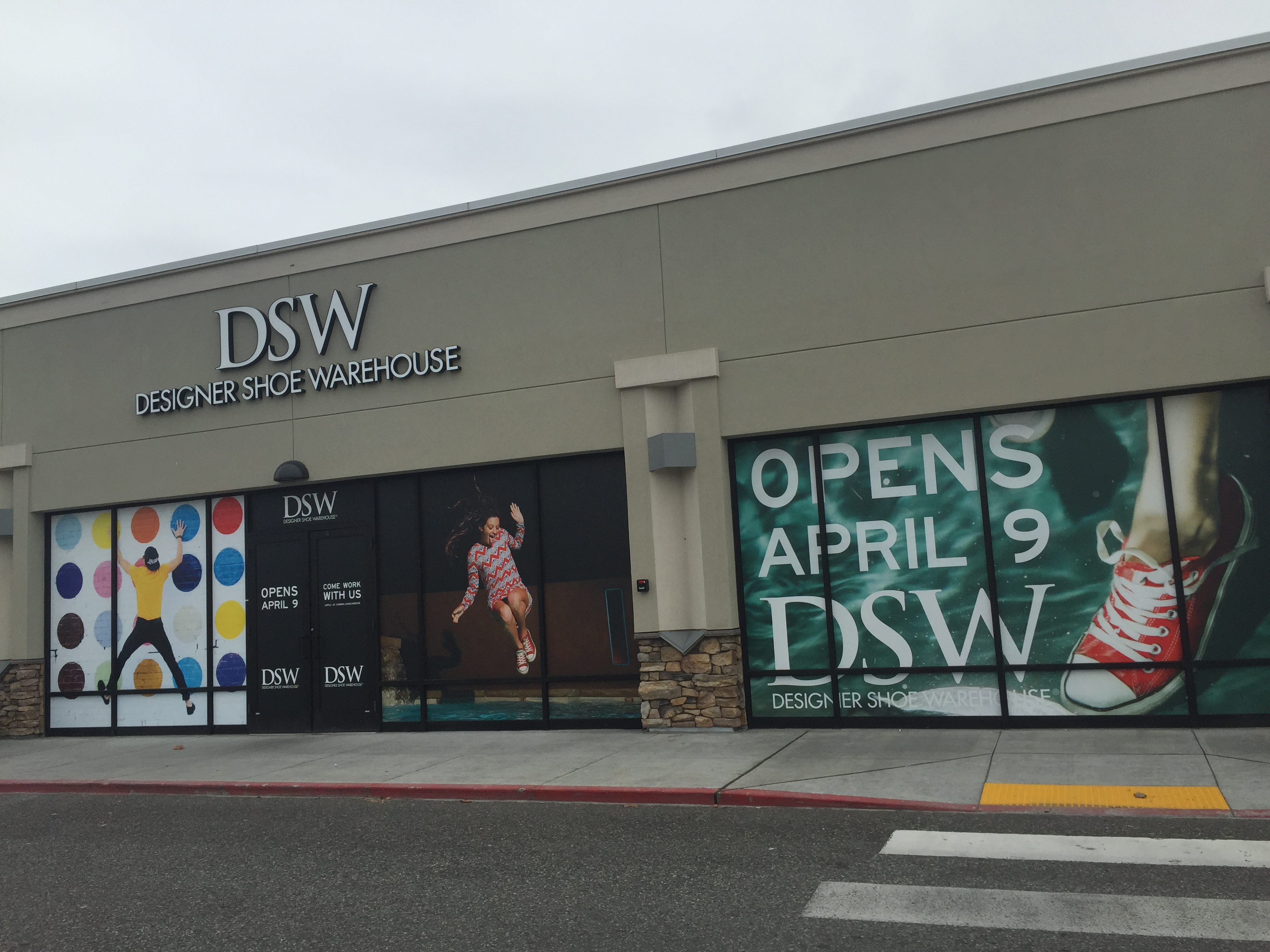 DSW windows 2