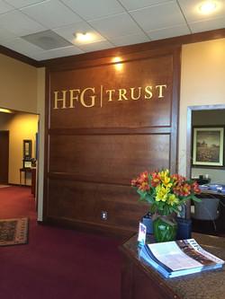HFG Trust gold