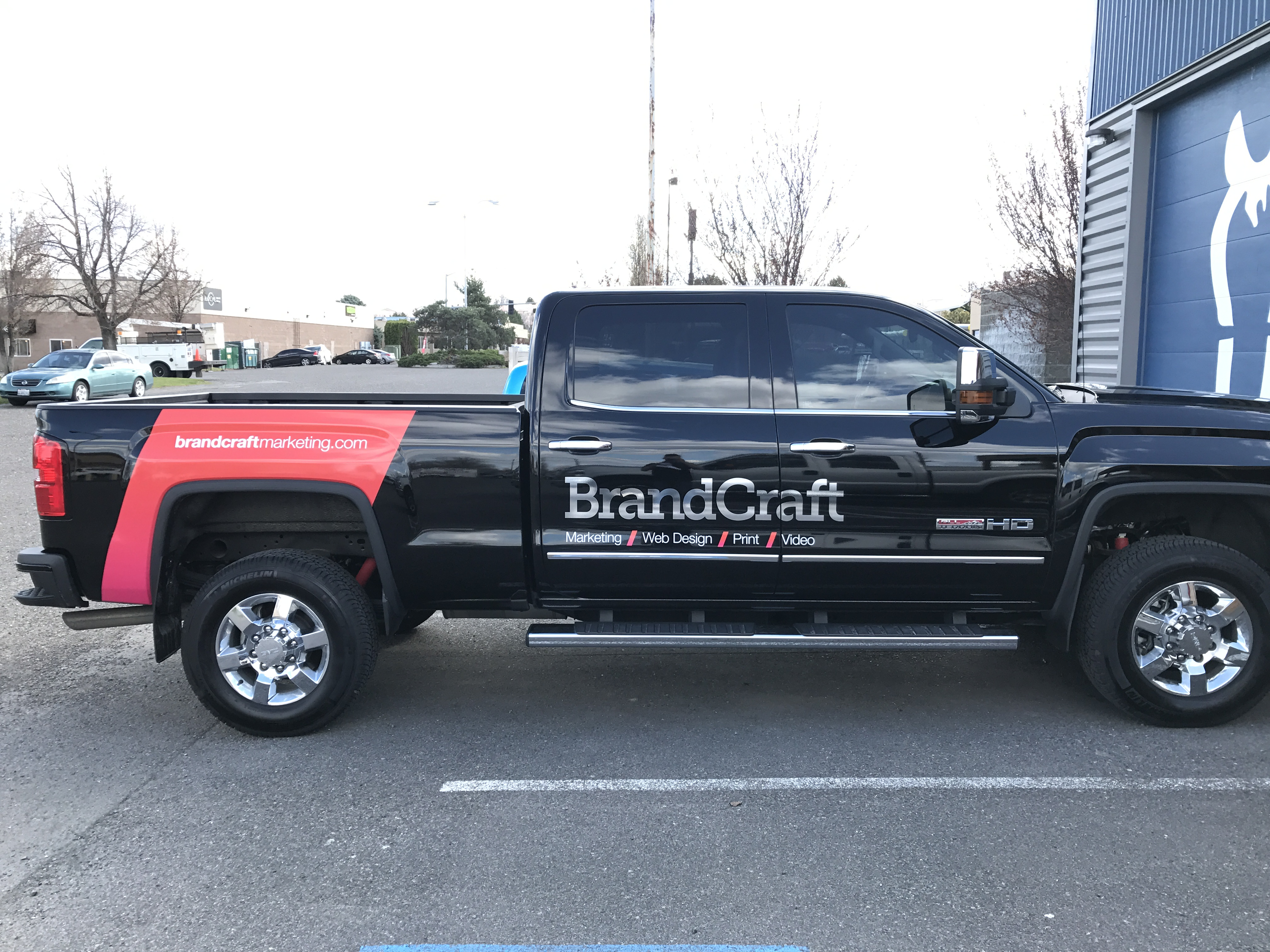 BrandCraft - truck