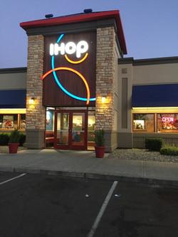IHOP - storefront backlit large