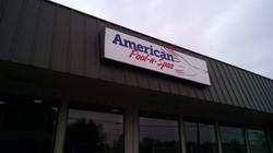 American Pool Backlit 2