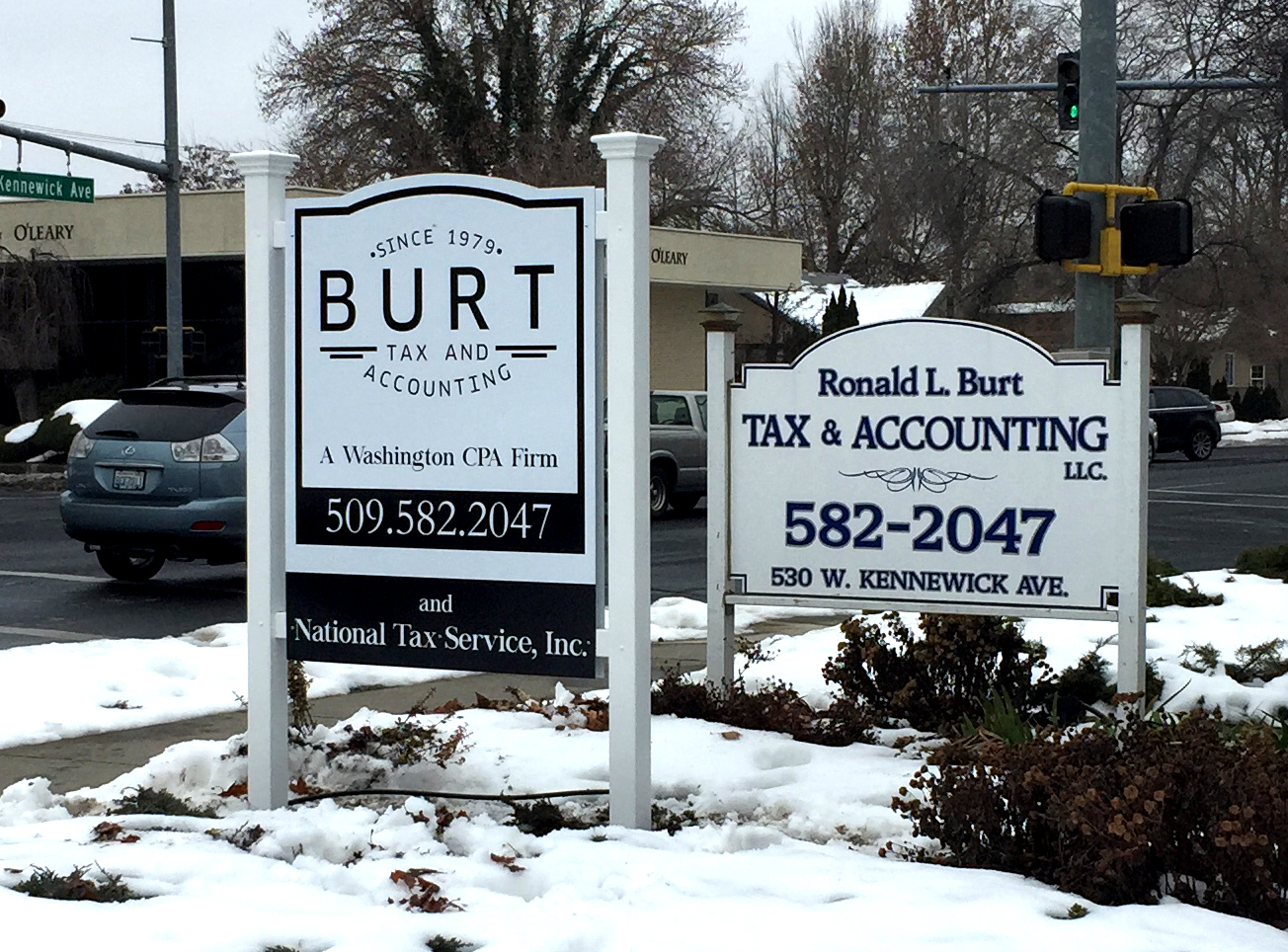 Burt Accounting - Monument