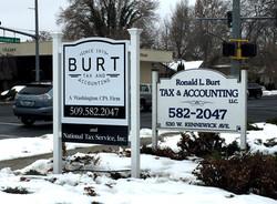 Burt Accounting - Monument