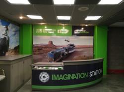WA Lottery imagination station