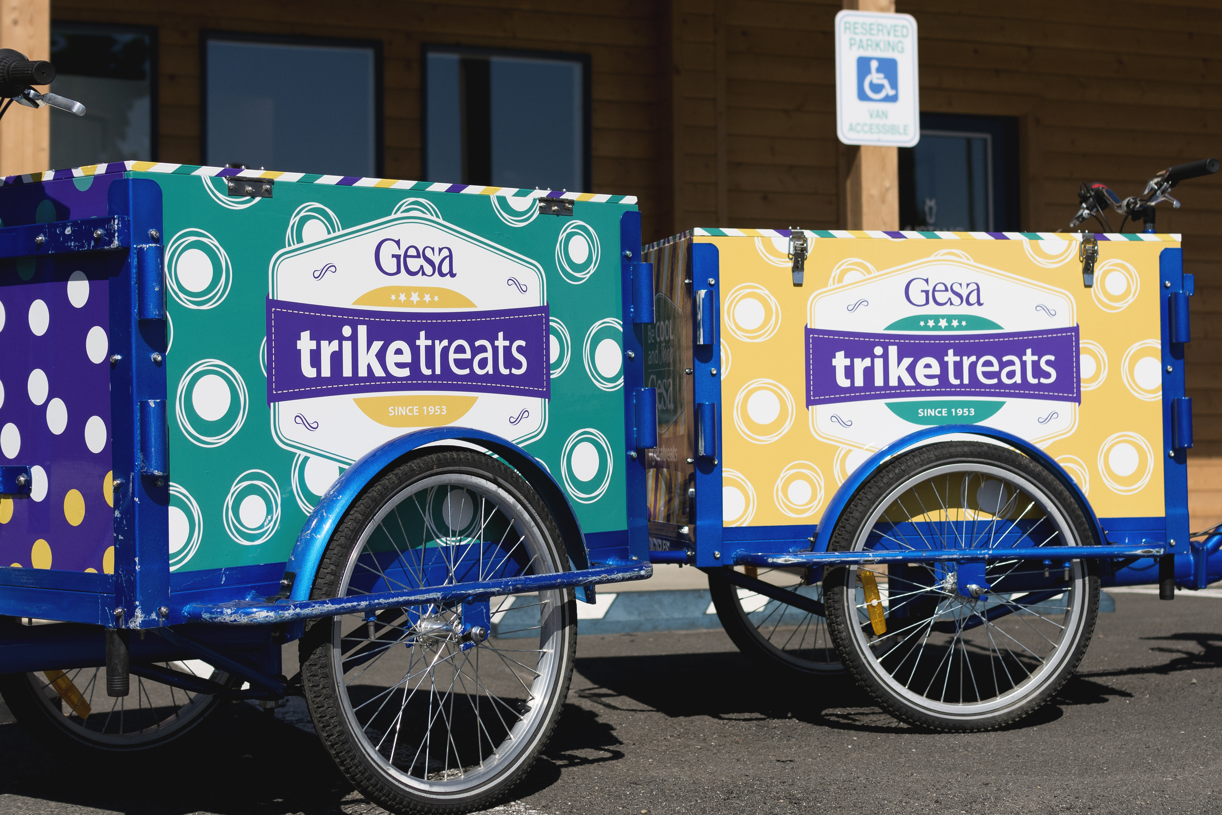 Gesa Trike Treats