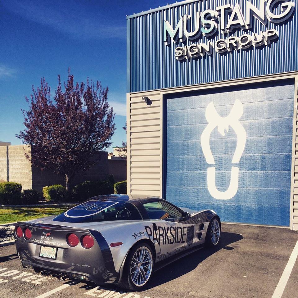 Parkside Corvette