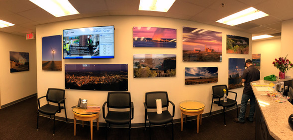 Acrylic Photo Wall Mounts