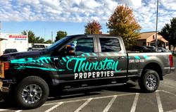 thurston properties truck 1
