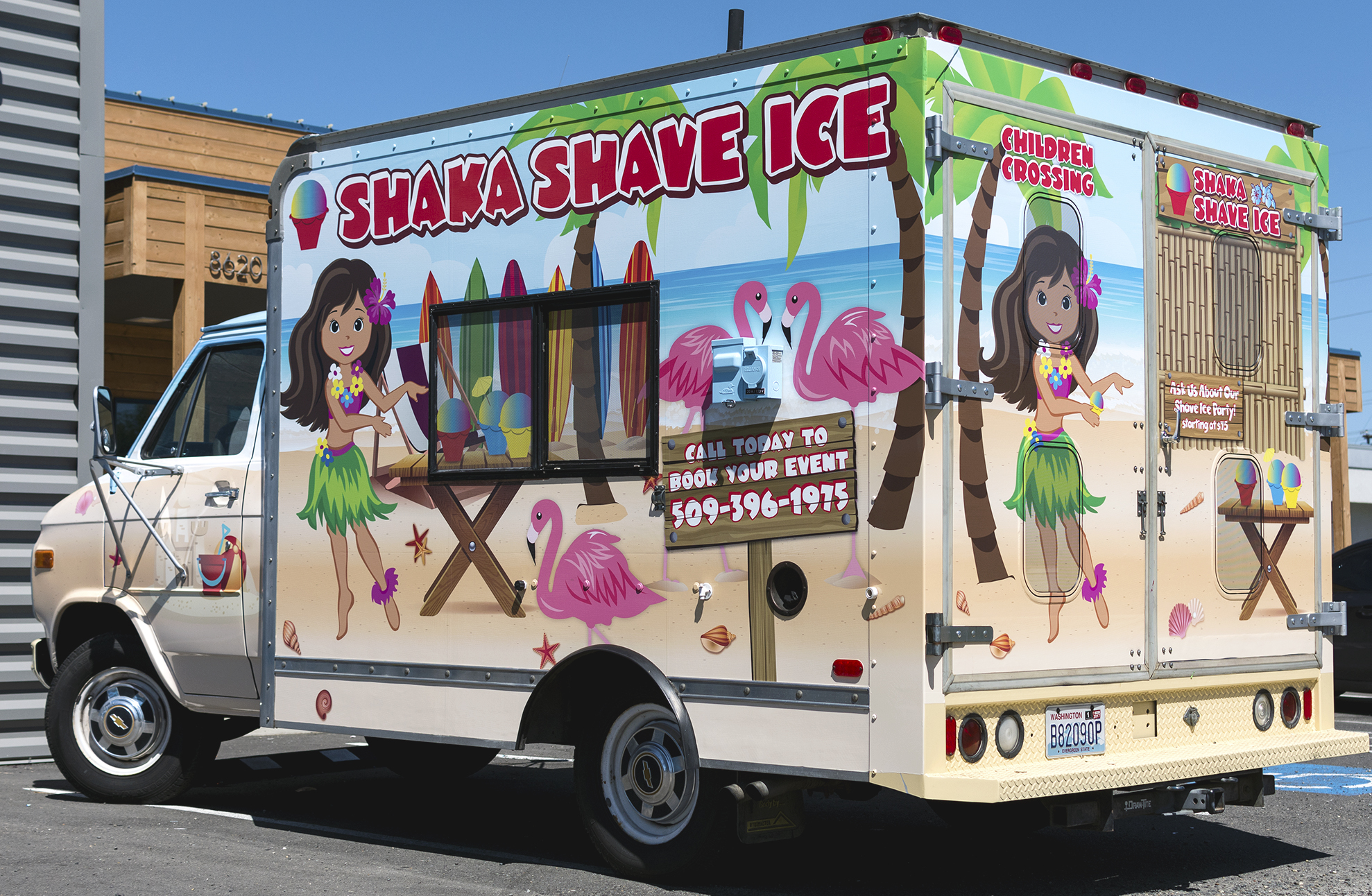 Shaka Shave Ice