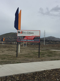 MDO Real Estate Site Sign
