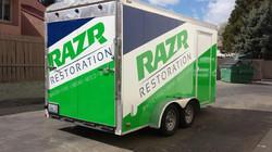 Razr Restoration Trailer