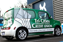 Tri-Cities Credit Union Nissan Cube