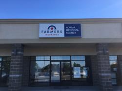 Farmers Insurance - Backlit