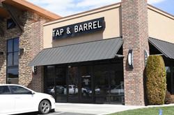 Tap and Barrel - backlit 1