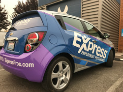 Express Employment chevy 2