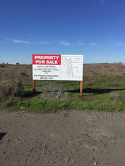 MDO Property For Sale Site Sign