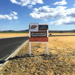 Housing Development MDO Site Sign
