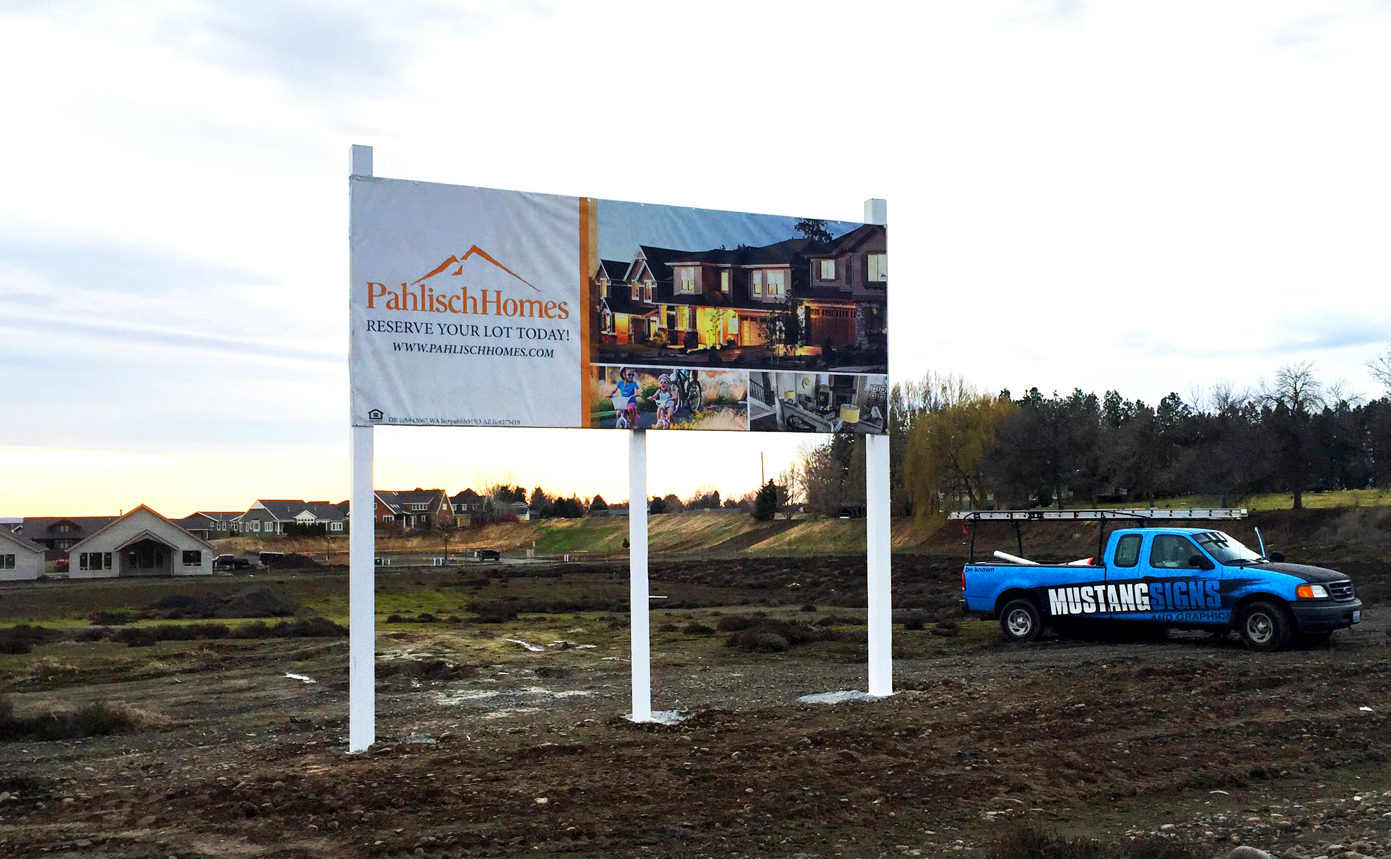 Pahlisch Billboard