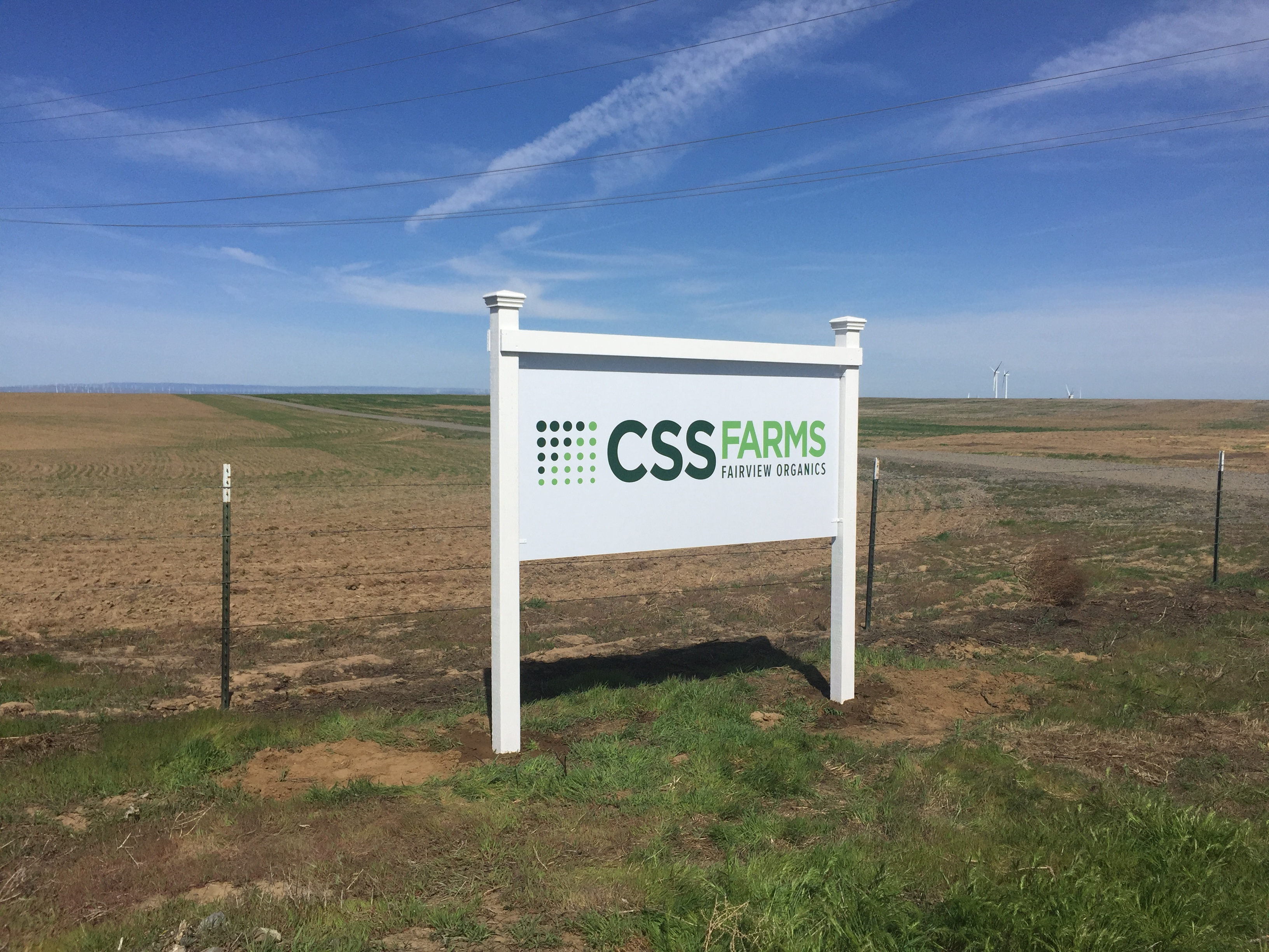 CSS Site Sign