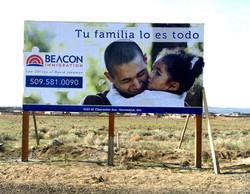 Pasco Flea Market Billboard
