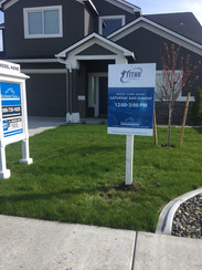 Yard Site Sign