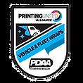 PDAA Vehicle & Fleep Wraps Certified Installer