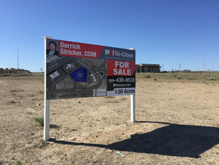 MDO For Sale Site Sign
