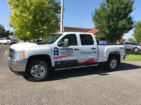 Truck Spot Graphics
