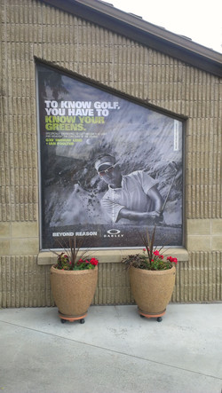 Sporthaus Golf Window Perf