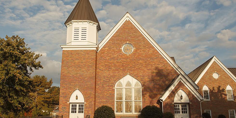 Church Council - 9.27