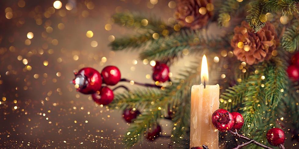Christmas Eve Candlelight Memorial and Communion Service