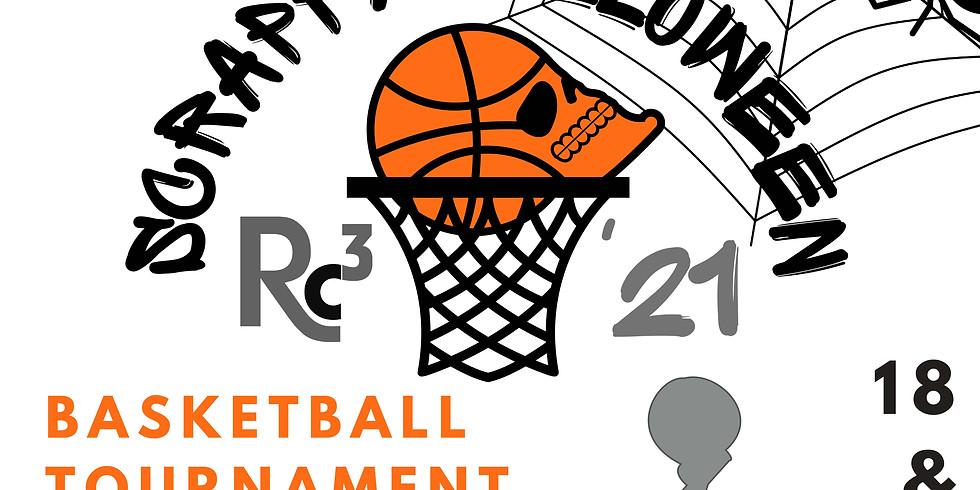 Scrappy Balloween Basketball Tournament