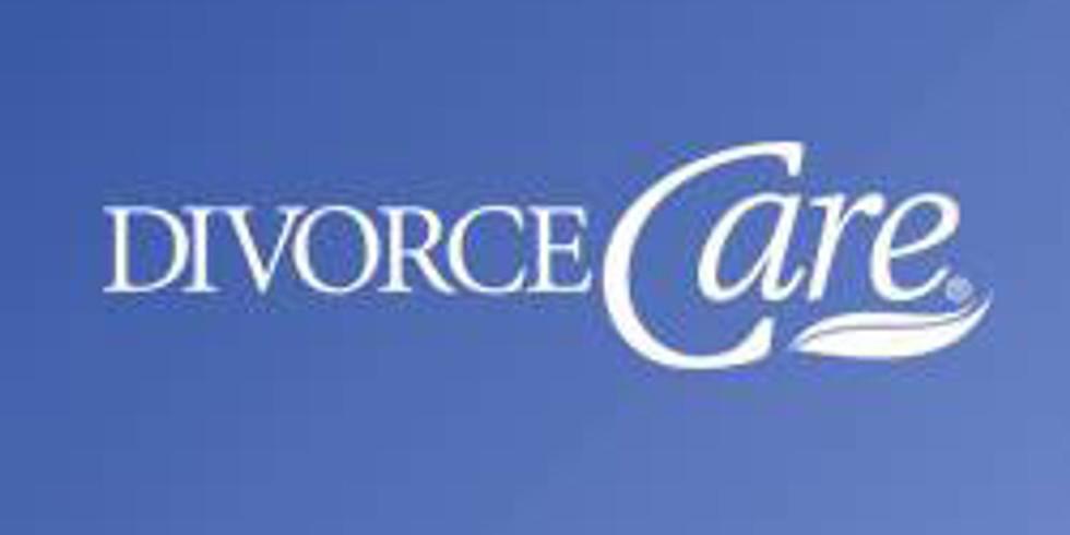 Divorce Care - Mondays at 7 pm - 3.23