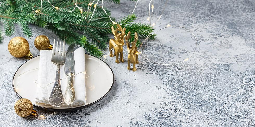 Covered-dish Christmas Dinner