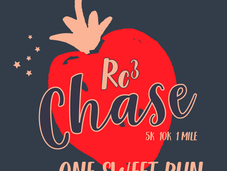 Strawberry Chase Sponsors for 2021!
