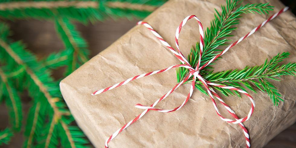 Christmas Program, Gifts and Baskets