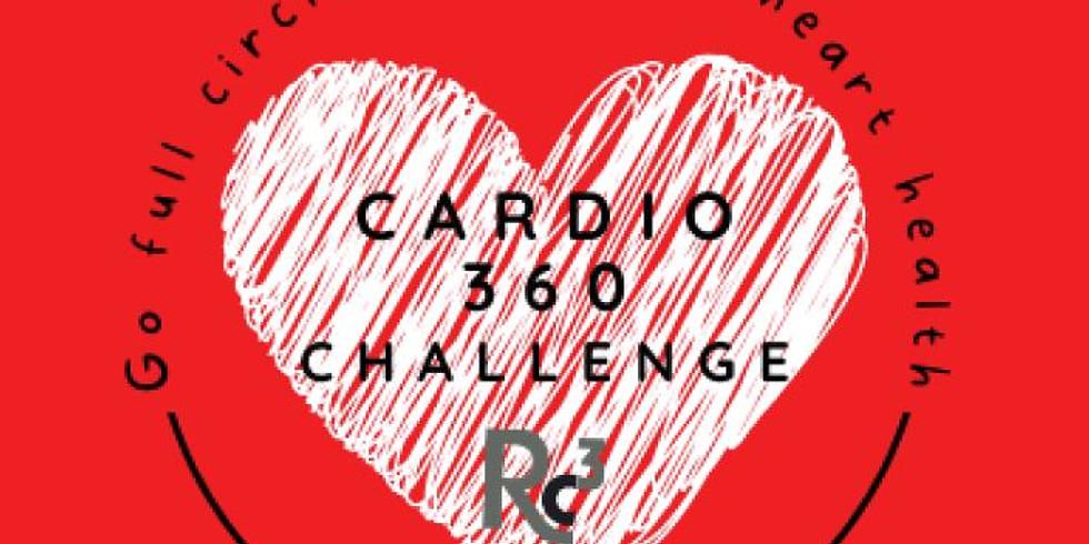 Cardio 360 Challenge