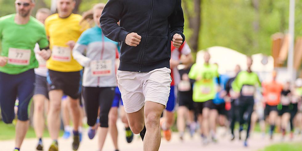 Strawberry Chase Run/Walk 2021