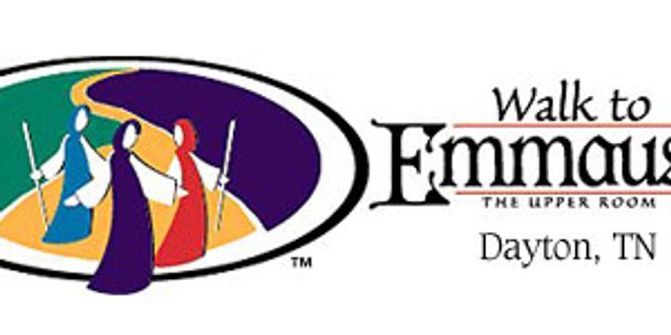 Emmaus Meeting - 4.9
