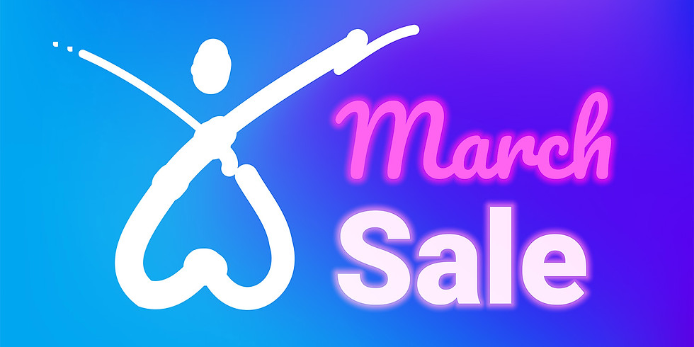 March Sale at the We Care Thrift Center