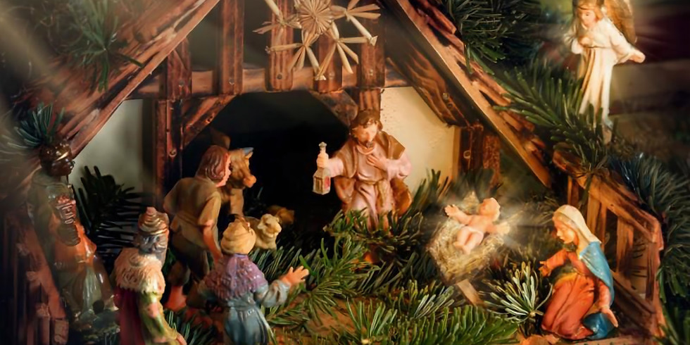 Christmas at the Courthouse – Live Nativity
