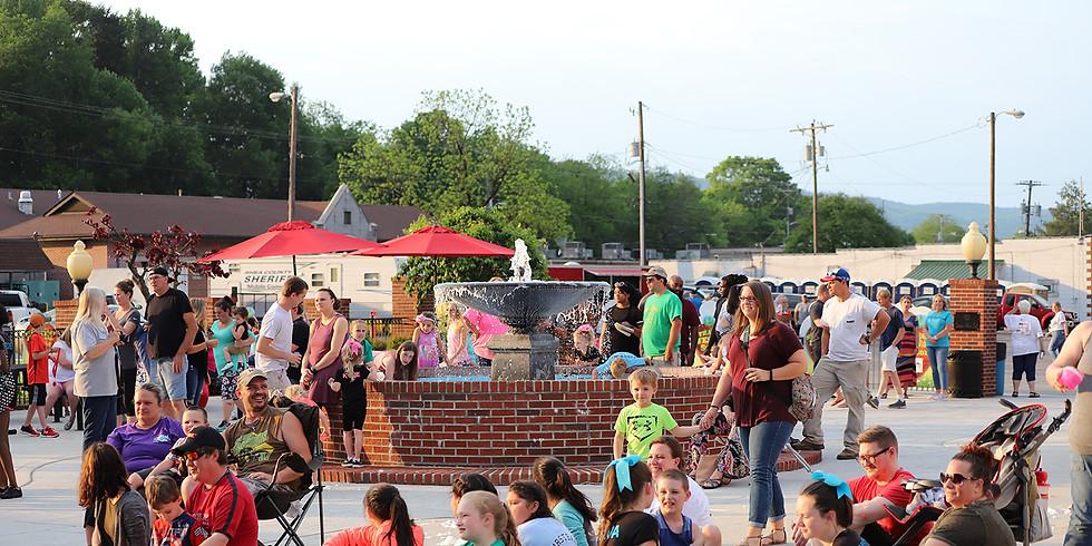 Centennial Park Stage Entertainment 6/18