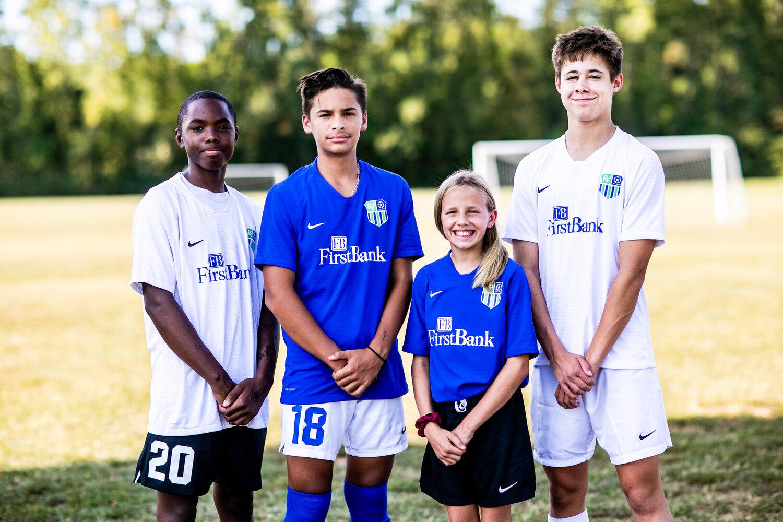 Club Soccer - 2020/2021