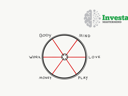 Six Spokes Theory: Strategy For An Optimal Life