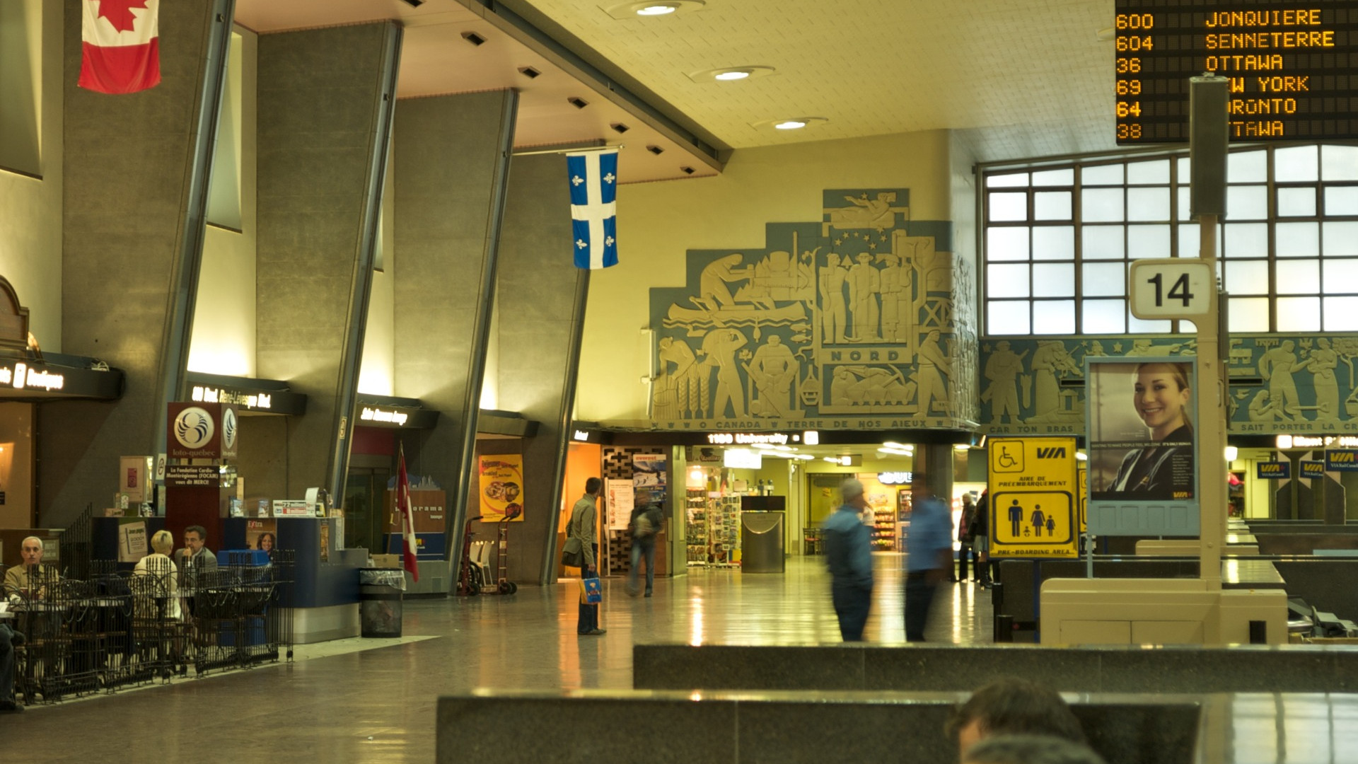 Montreal Station