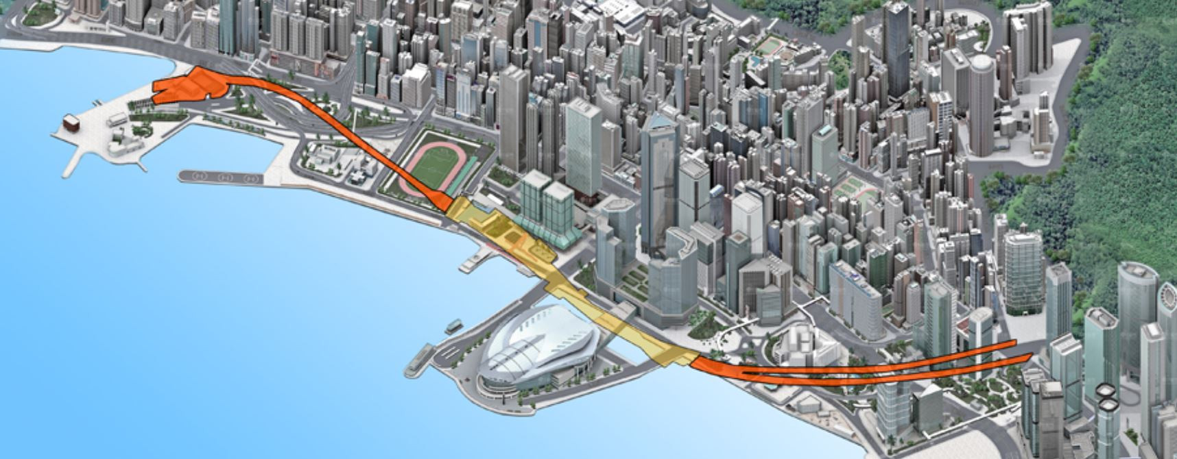 Causeway Bay Tunnels