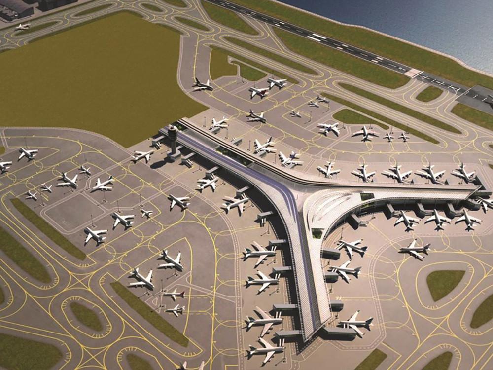 Third Runway Concourse