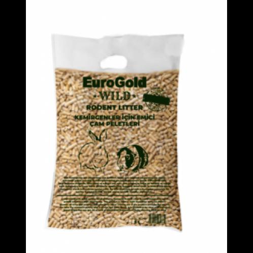 EuroGold Wild Kemirgen İçin Emici Çam Peletleri 5L BARKOD : 8681144130741